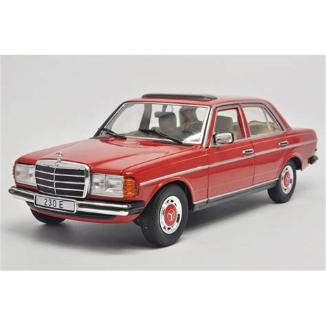 1 18 revell mercedes 230e w123 limited edition of 1000 of automobile in