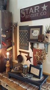 Best 25 Primitive Country Decorating Ideas On Pinterest