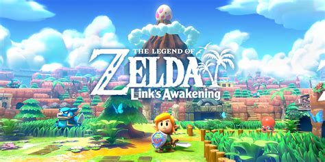 The Legend Of Zelda Links Awakening Nintendo Switch