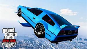 Voiture Gta V : nouvelle voiture volante gta 5 online youtube ~ Medecine-chirurgie-esthetiques.com Avis de Voitures