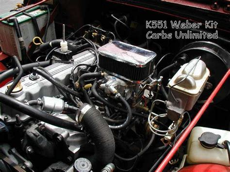 1982 Jeep Cj7 Carburetor Diagram by Jeep Weber Carburetor Conversions Page