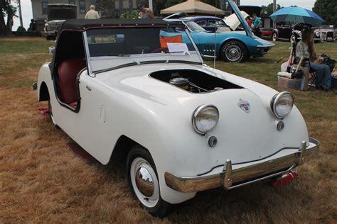 crosley car the crosley hotshot america s first compact car