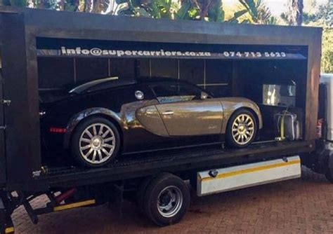 The veyron was rather dated in this department. Zambia seizes $3m Bugatti over possible money laundering - Face2Face Africa