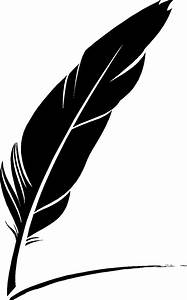 Vinyl Wall Art Wall Stickers & Decals - Feather Quill