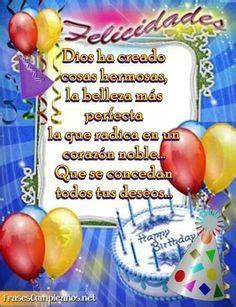 1000 about tarjetas de felicitacion on happy birthday dios and amigos