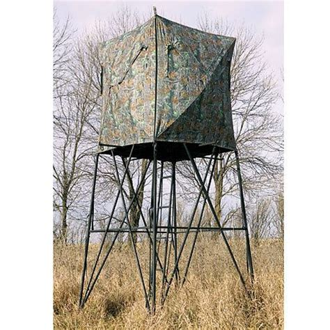 gander mountain ground blinds 16 best big treestands images on big