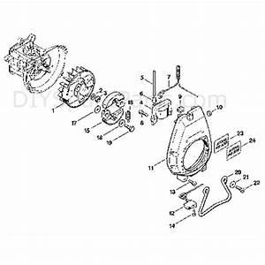 Stihl Fs 106 Brushcutter  Fs 106  Parts Diagram  C