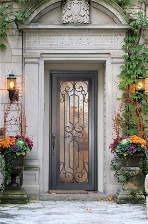 forged iron doors mediterranean entry tampa