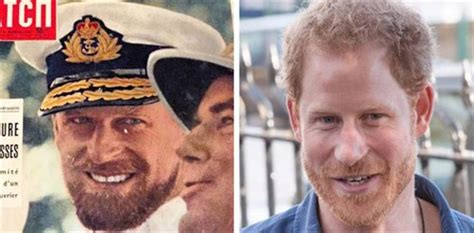Prince Philip Beard Prince Harry Looks Just Like Prince Philip Oversixty
