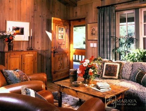 Mountain Home Living Room-farmhouse-living Room