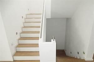 Treppenwangen Holz Aussen : das fertige treppenhaus baublog wir bauen unser massivhaus ~ Articles-book.com Haus und Dekorationen