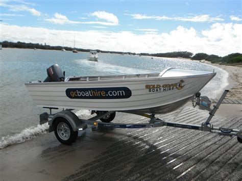 Boat Trailers For Sale Gold Coast Qld by Gold Coast Boat Hire Pty Ltd In Coombabah Qld Boat Hire