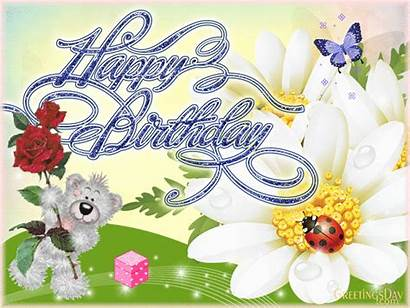 Birthday Happy Animated Cards Greetings Wishes Card