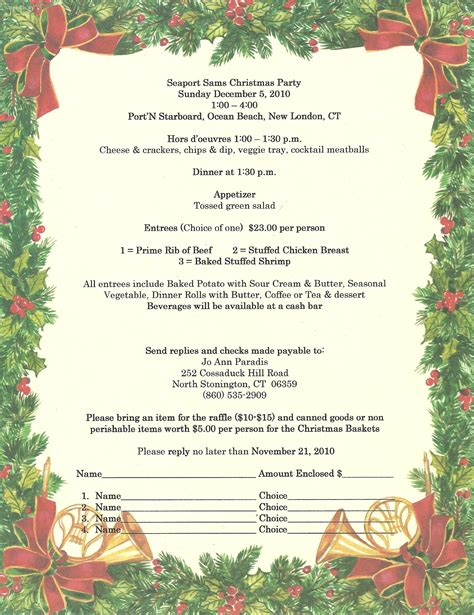 14 15 sample christmas invitations southbeachcafesf com