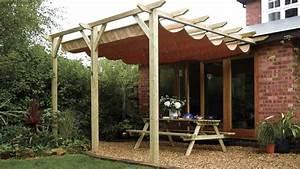 Construire Sa Pergola : construire une tonnelle en bois les bonnes pratiques ~ Dode.kayakingforconservation.com Idées de Décoration