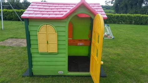 Little Tikes Country Cottage Evergreen For Sale In