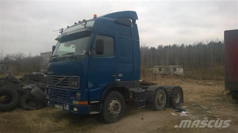 volvo fh cab chassis trucks year  price
