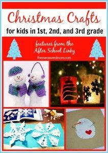 christmas ornaments for 3rd graders to make crafts on parent gifts grade and snowman ornaments