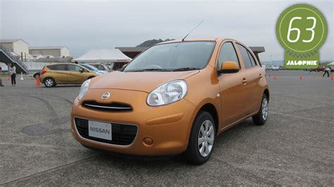 Review Nissan March by 2012 Nissan March The Jalopnik Review
