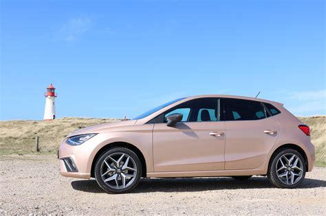 kleinwagen mit automatik 2018 2018 seat ibiza tgi review test cng im kleinwagen