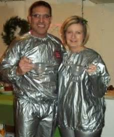 christmas vacation costume ideas todd and margo sauna sweat suit great loon griswold costume idea griswold
