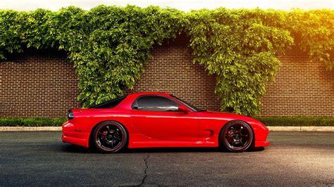 jdm japanese domestic market mazda mazda rx cars red