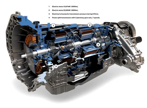 Electric Car Motor by Electrical Cars Ac Motor All About Hybrid Car
