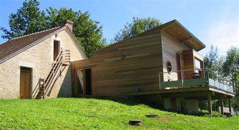 extension bois extension maison extension en bois d une maison ancienne agrandissement