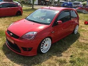 Fiesta St 150 Tuning : red ford fiesta mk6 with amazing white rims fiesta mk6 ~ Jslefanu.com Haus und Dekorationen