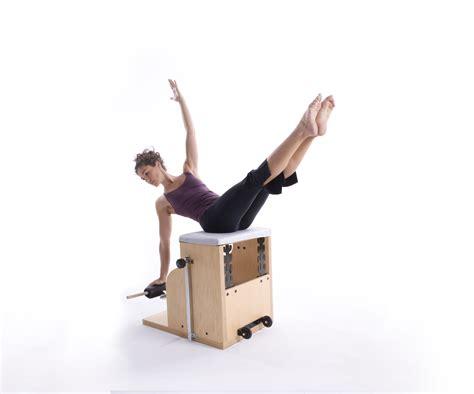 Wunda Chair Pilates Exercises by Equipment Pilates