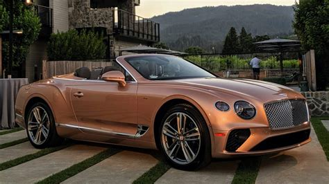 bentley continental gt   drive review