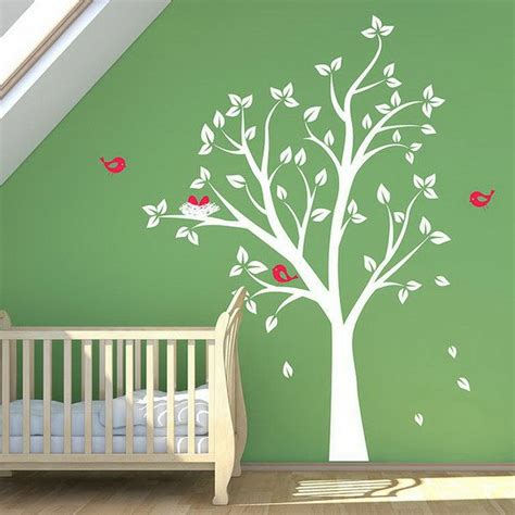 décoration murale chambre bébé decoration chambre bebe arbre raliss com