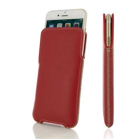 iphone leather iphone 7 leather pocket pouch pdair 10