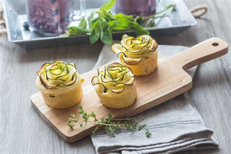 cuisine courgettes quot fleurs quot de courgettes au chèvre frais et à la menthe