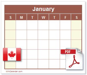 ca calendar printable calendar