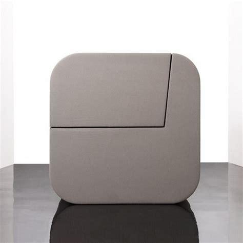 neat seat foam cube ottoman versatile furniture dual cut by kitmen keung freshome com