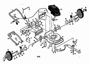 Images About 917 Craftsman Tractor Parts Diagram