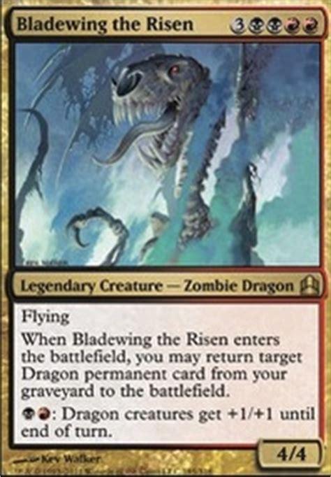 Tier 1 Mtg Decks by Rorix Bladewing Vma Mtg Card