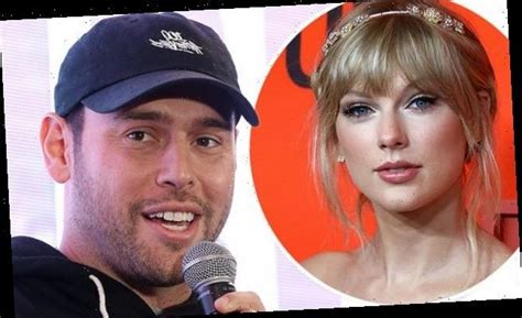 Scooter Braun FINALLY addresses the Taylor Swift ...