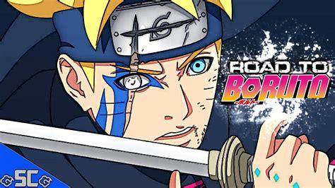 New Naruto Games?! Road To Boruto