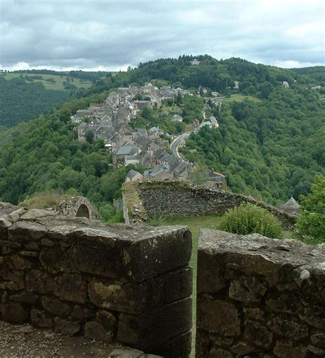 Najac One Of The Most Beautiful Villages In France Life