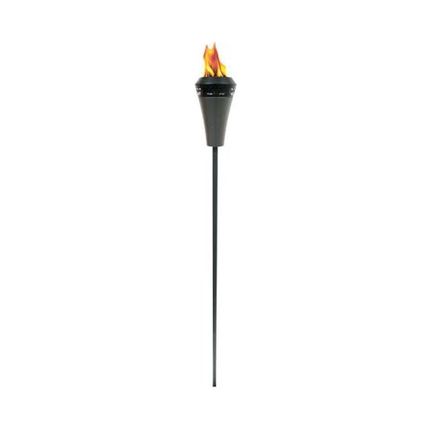 metal tiki torches home depot interior exterior homie