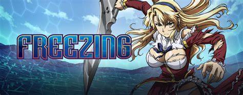 anime freezing episode 5 freezing episodes sub dub