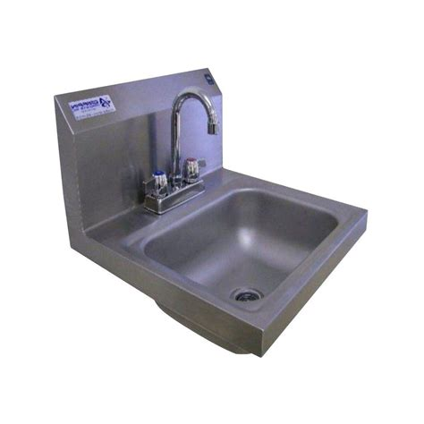 wall hung stainless steel sinks griffin products h30 series wall mount stainless steel