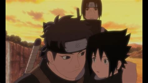 sasuke itachi  shisui wholesome moment youtube