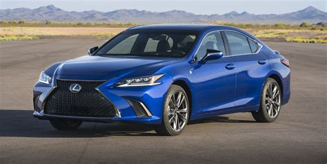 lexus es finally  sporty  torque report