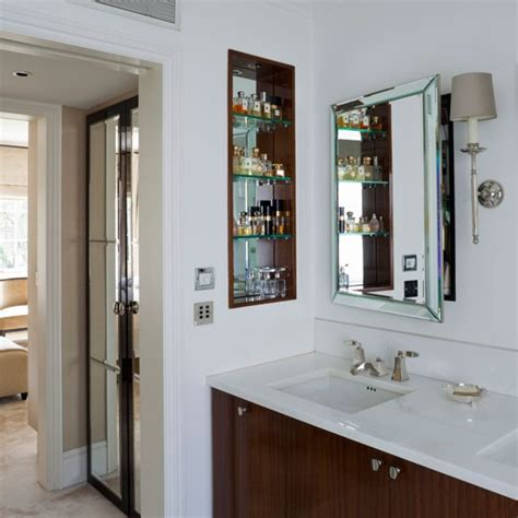 Clever Open Plan En Suite Idea Home Open by En Suite With Smart Cabinetry And Open Storage En Suite