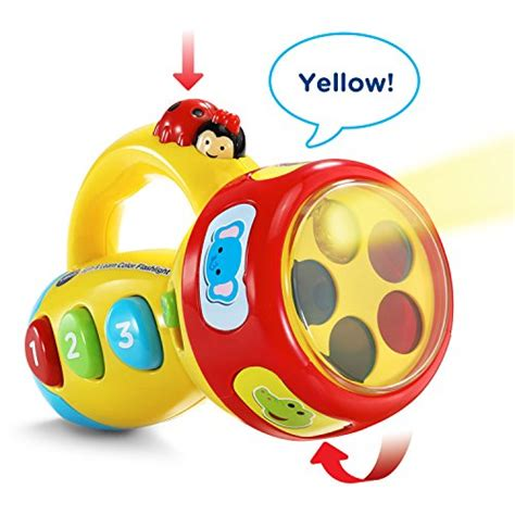 vtech spin and learn color flashlight vtech spin and learn color flashlight import it all