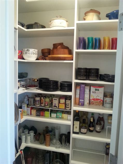 Pantry Shelving Solutions by Pantry Custom Garage Storage Solutions Los Angeles
