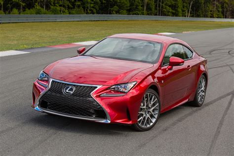 lexus rc review ratings specs prices